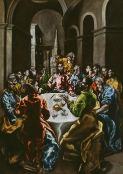 el greco feast-in-the-house-of-simon 1610 (1)